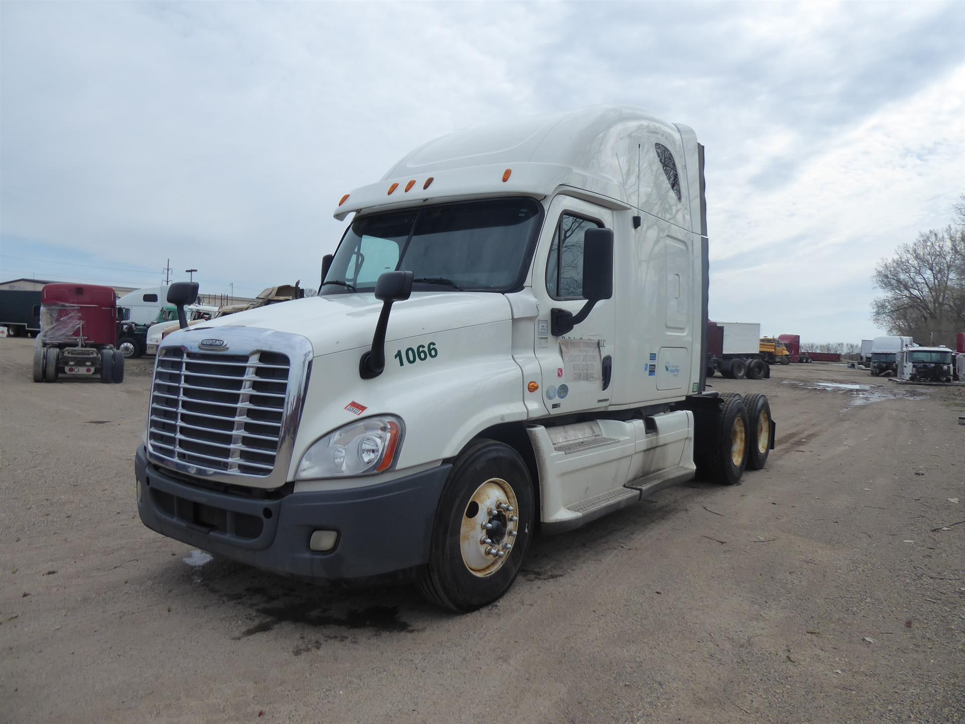2012 Freightliner Cascadia for sale-59199701