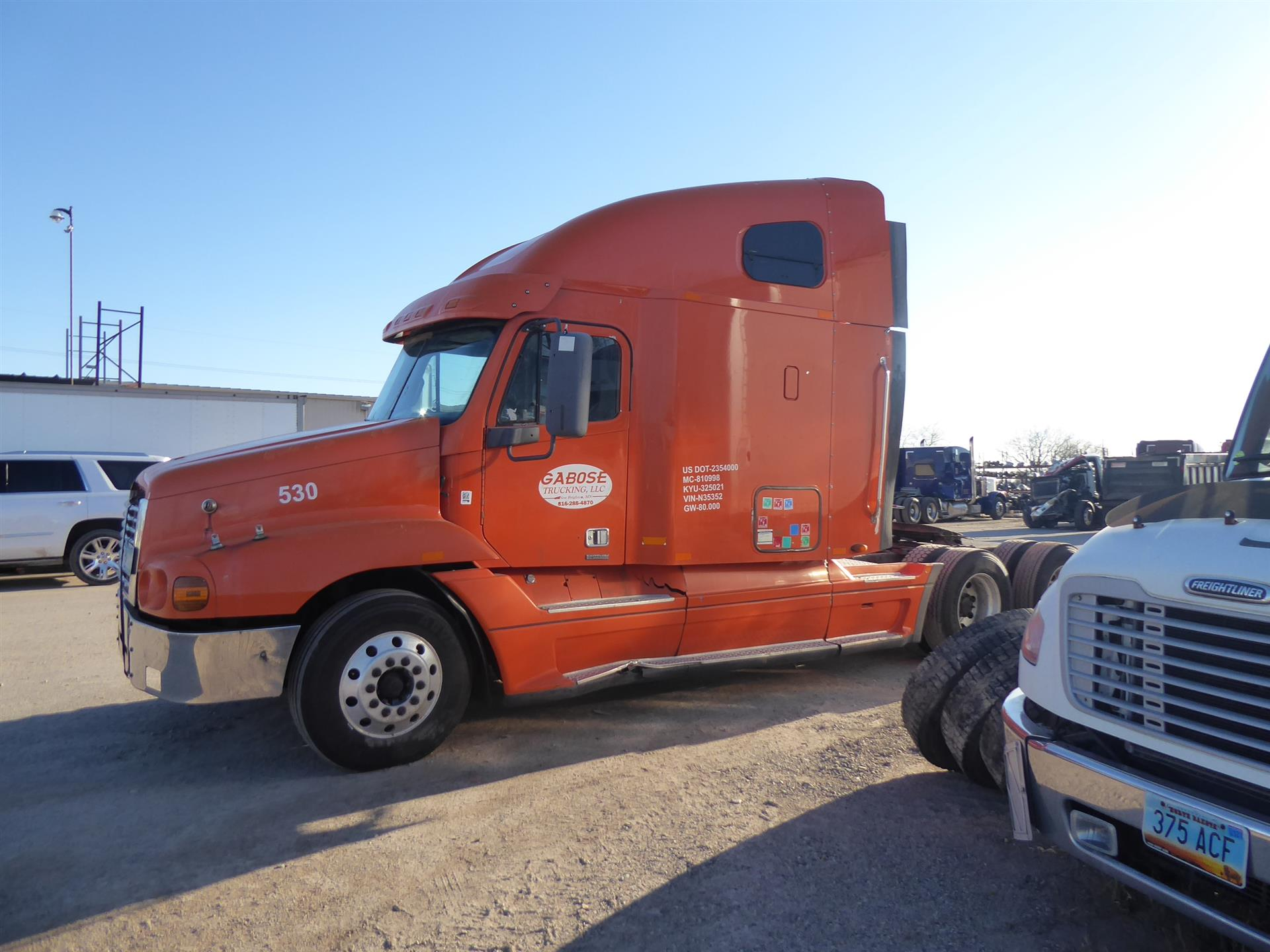2005 Freightliner Century Class for sale-59212195