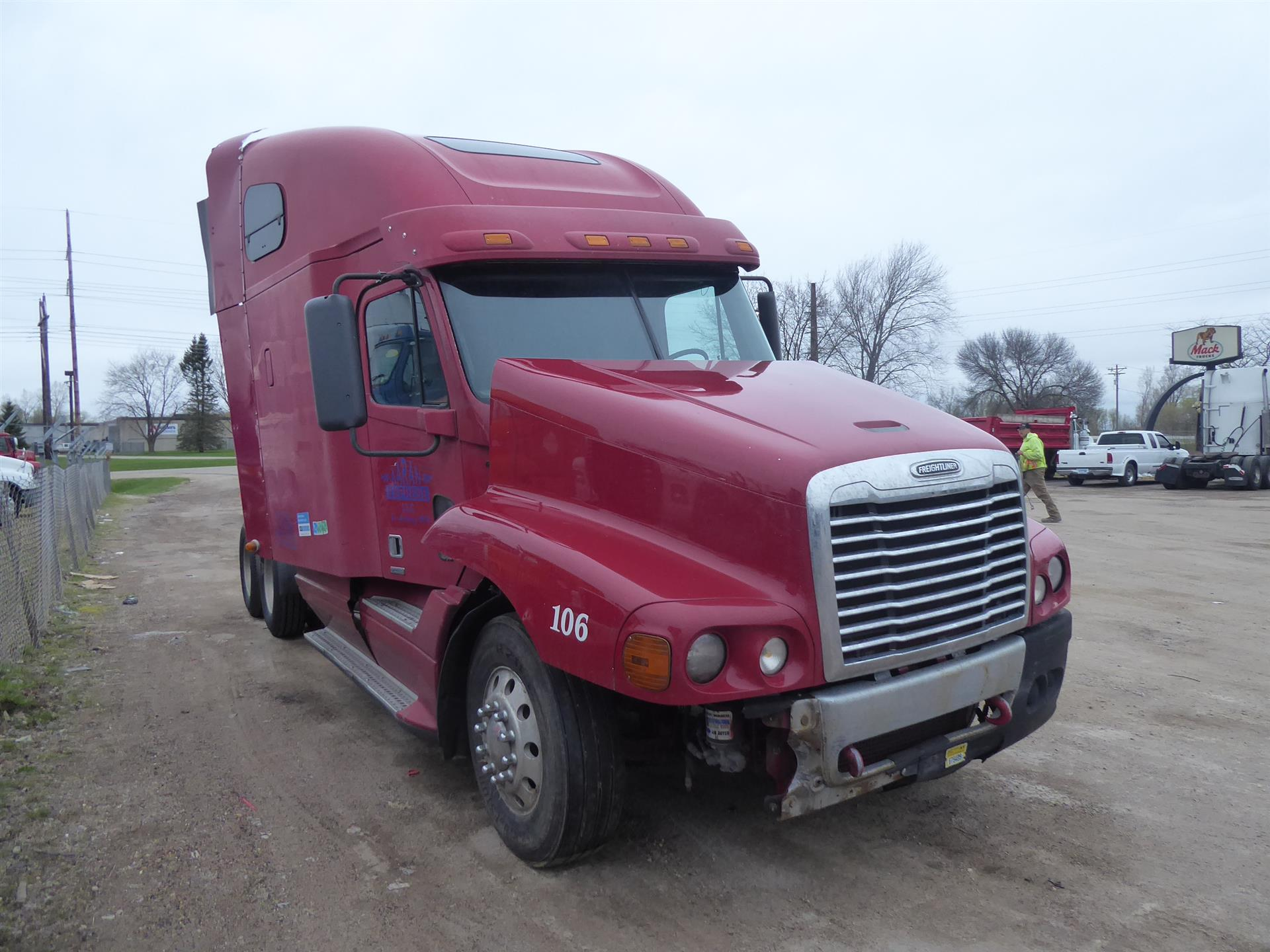 2007 Freightliner Century Class for sale-59205678