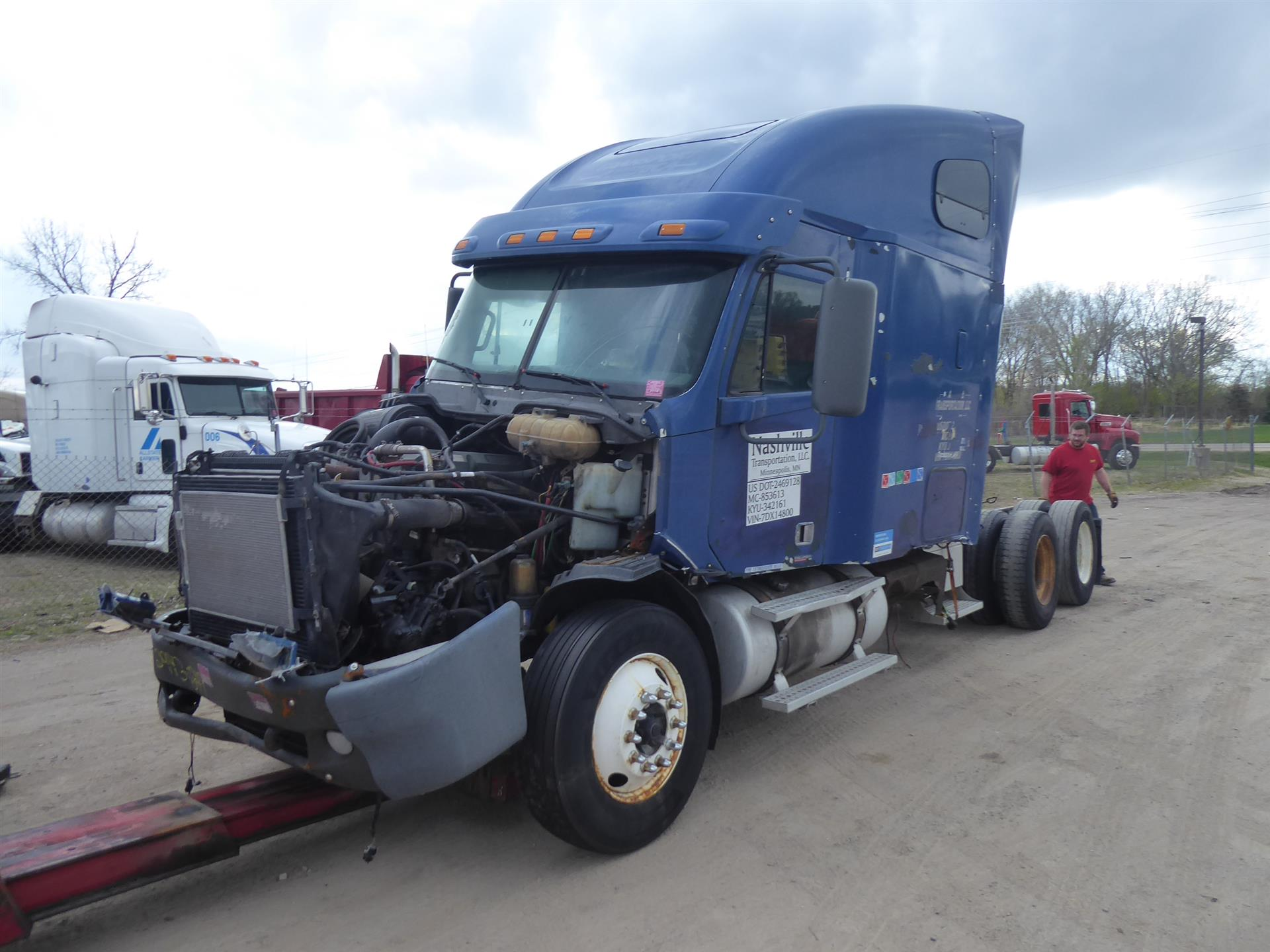 2007 Freightliner Columbia for sale-59206187