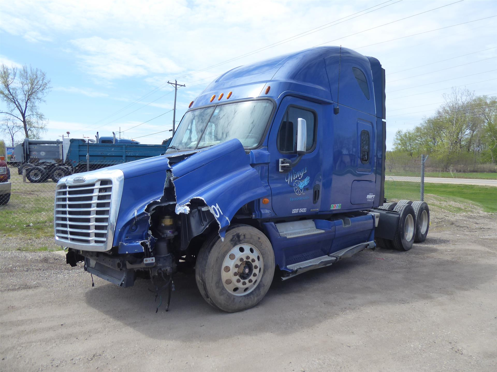 2011 Freightliner Cascadia for sale-59212137