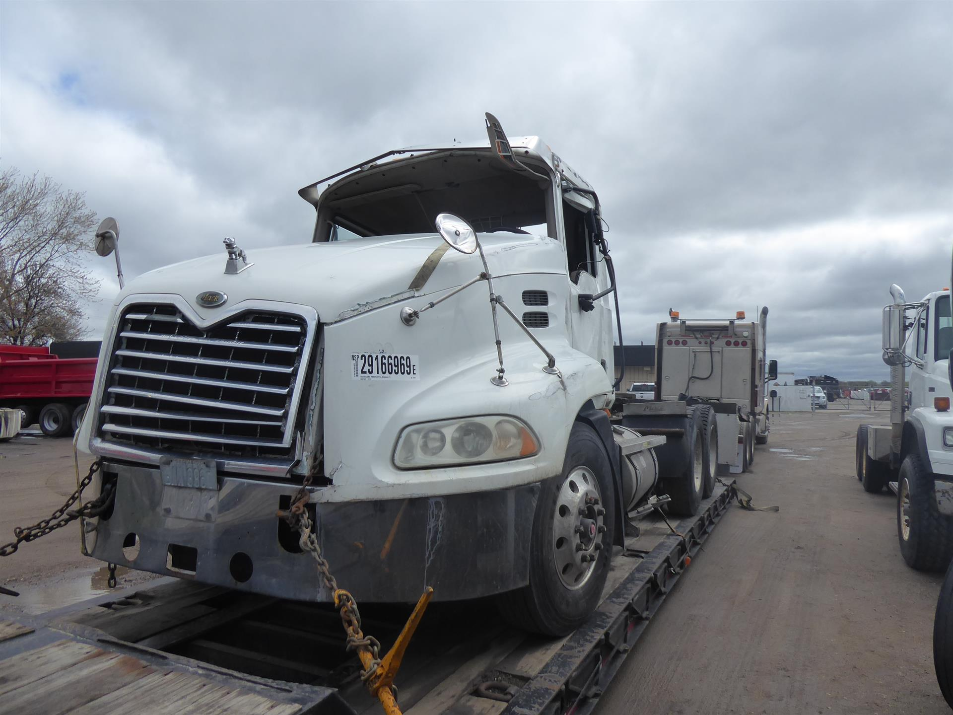 2007 Mack CXN613 for sale-59212708