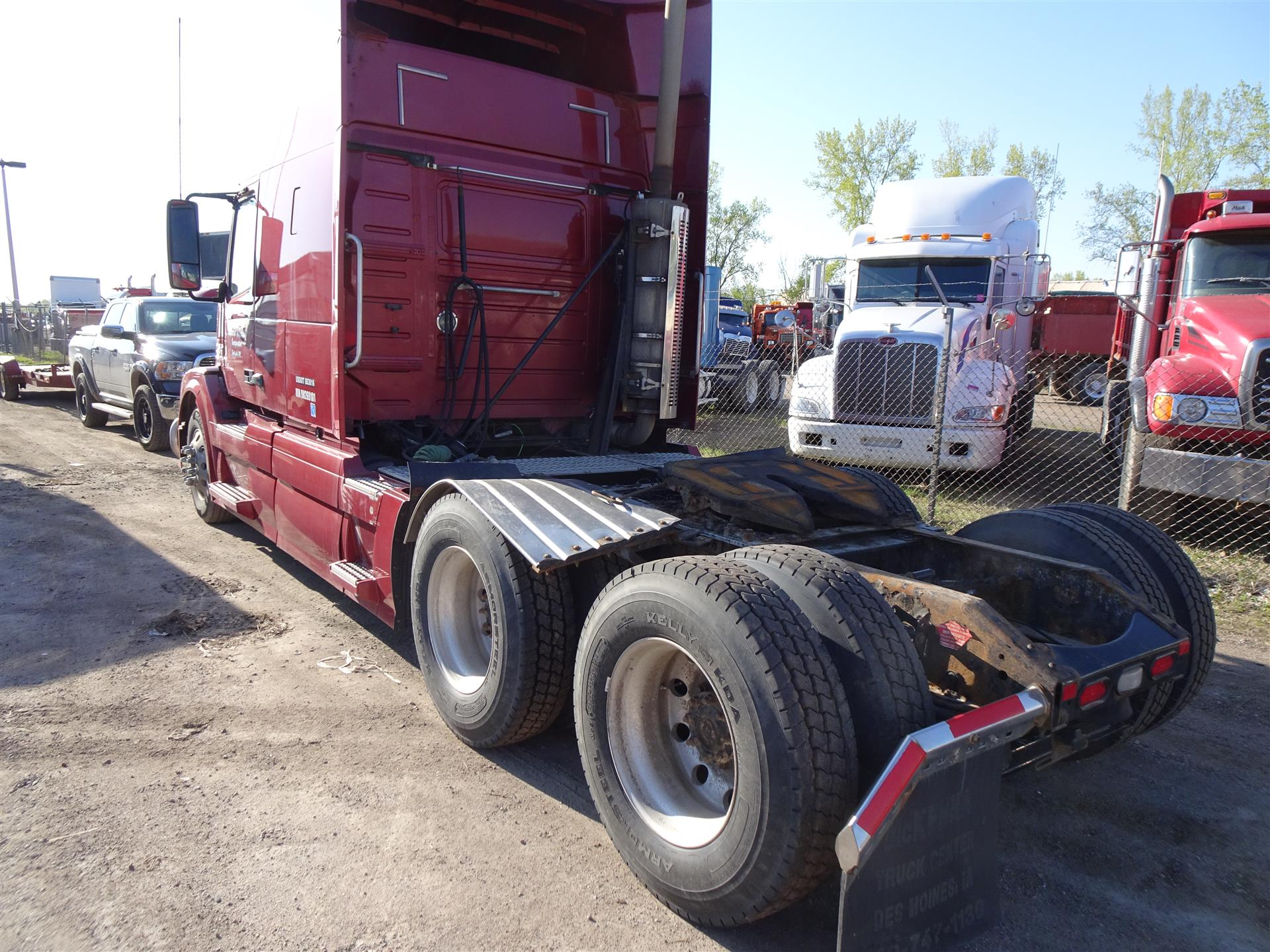 2009 Volvo VNL64 for sale-59218331