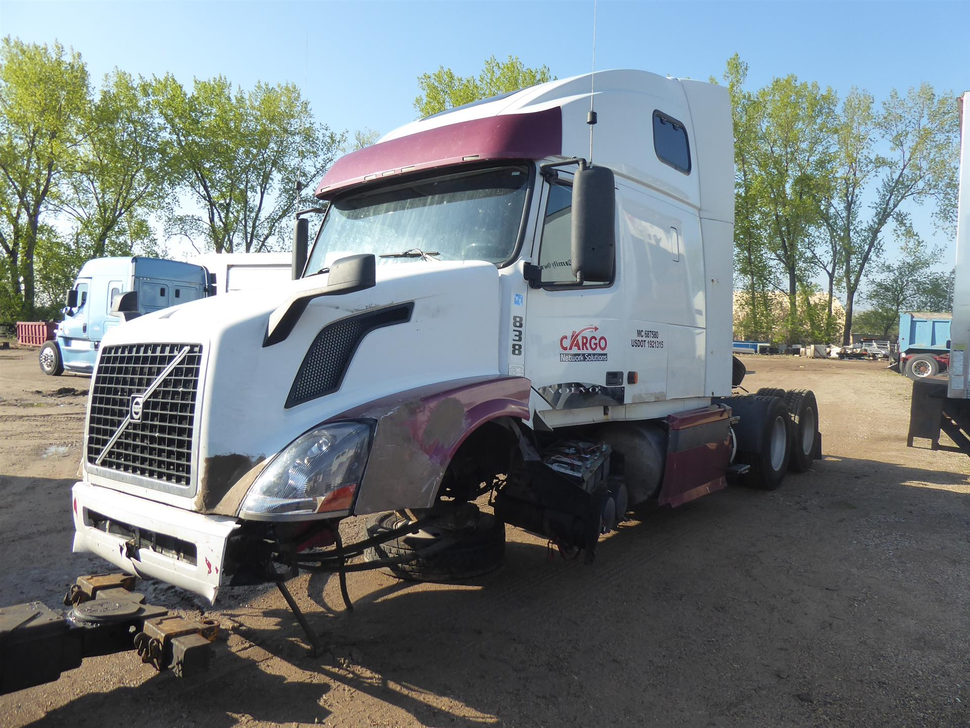 2006 Volvo VNL64 for sale-59218607