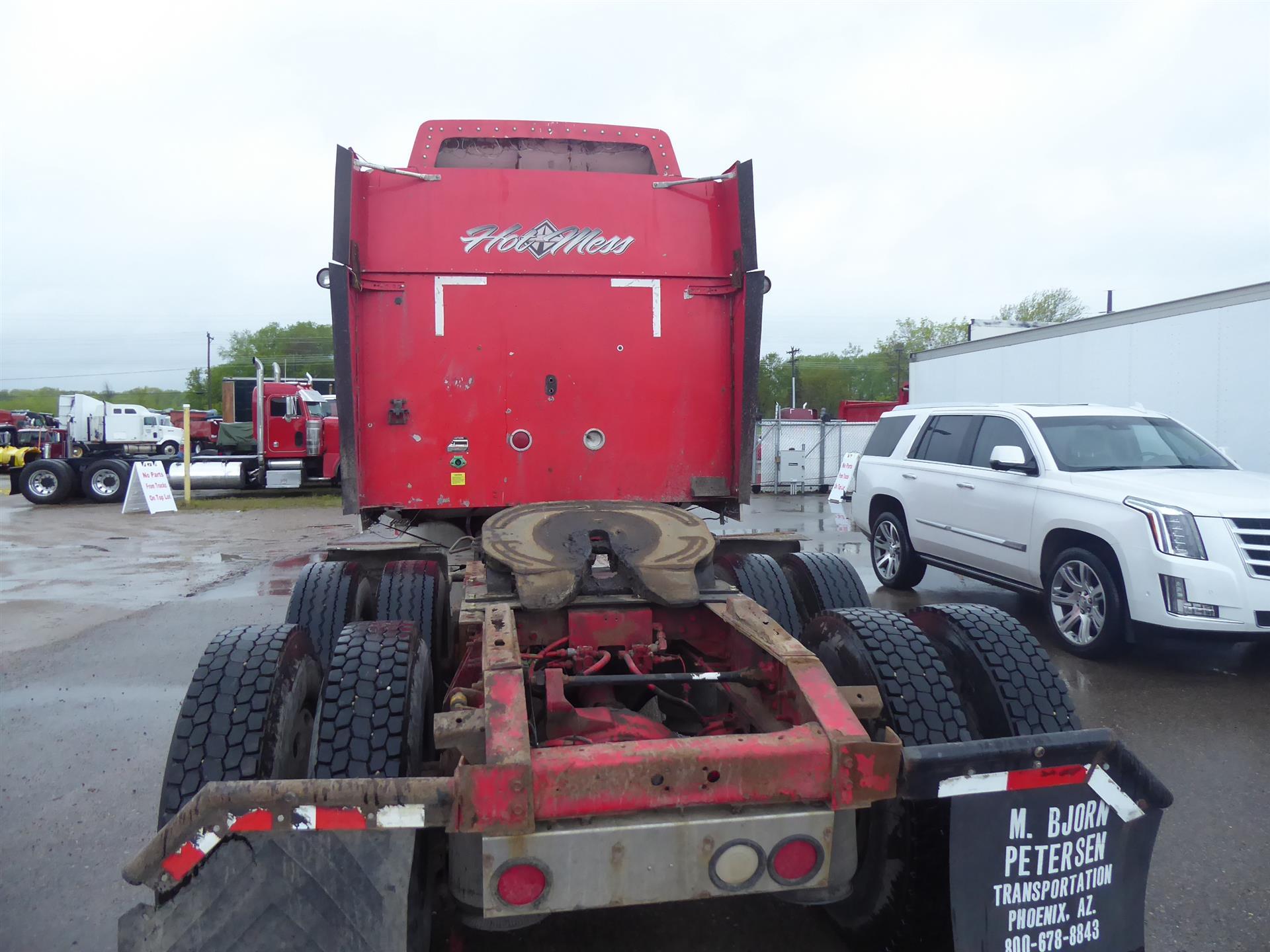 2003 International 9900ix for sale-59220191