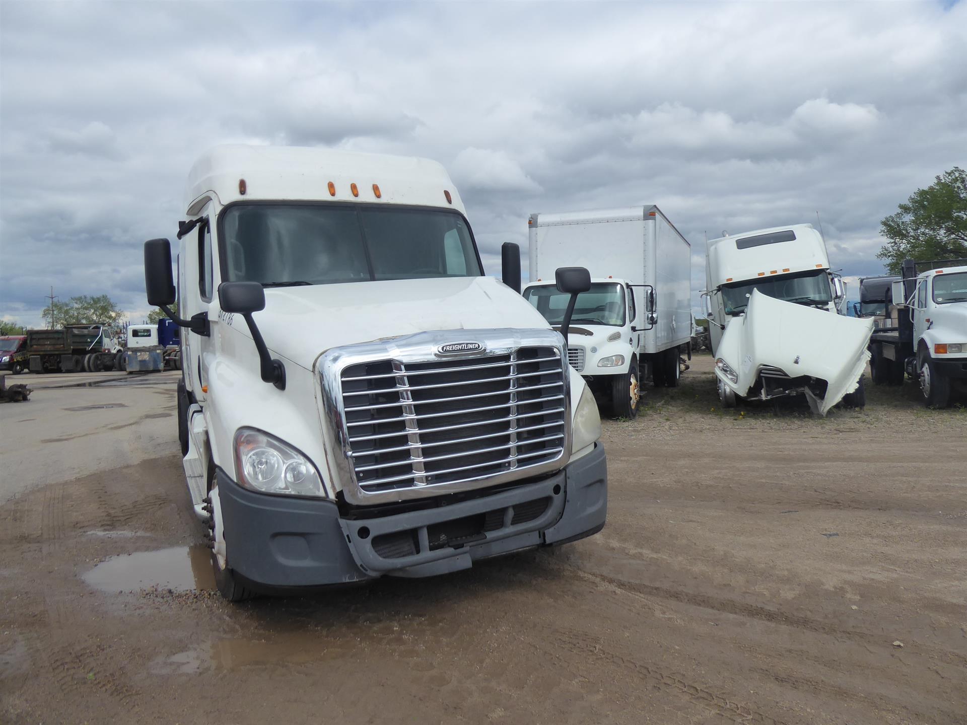 2010 Freightliner Cascadia for sale-59220333
