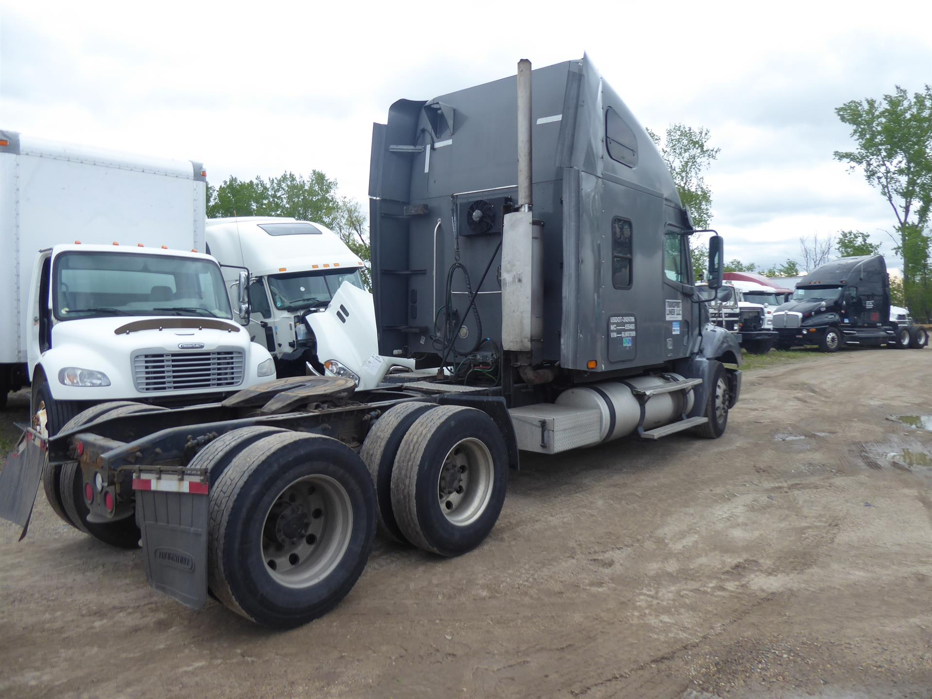 2006 Freightliner Columbia for sale-59220335