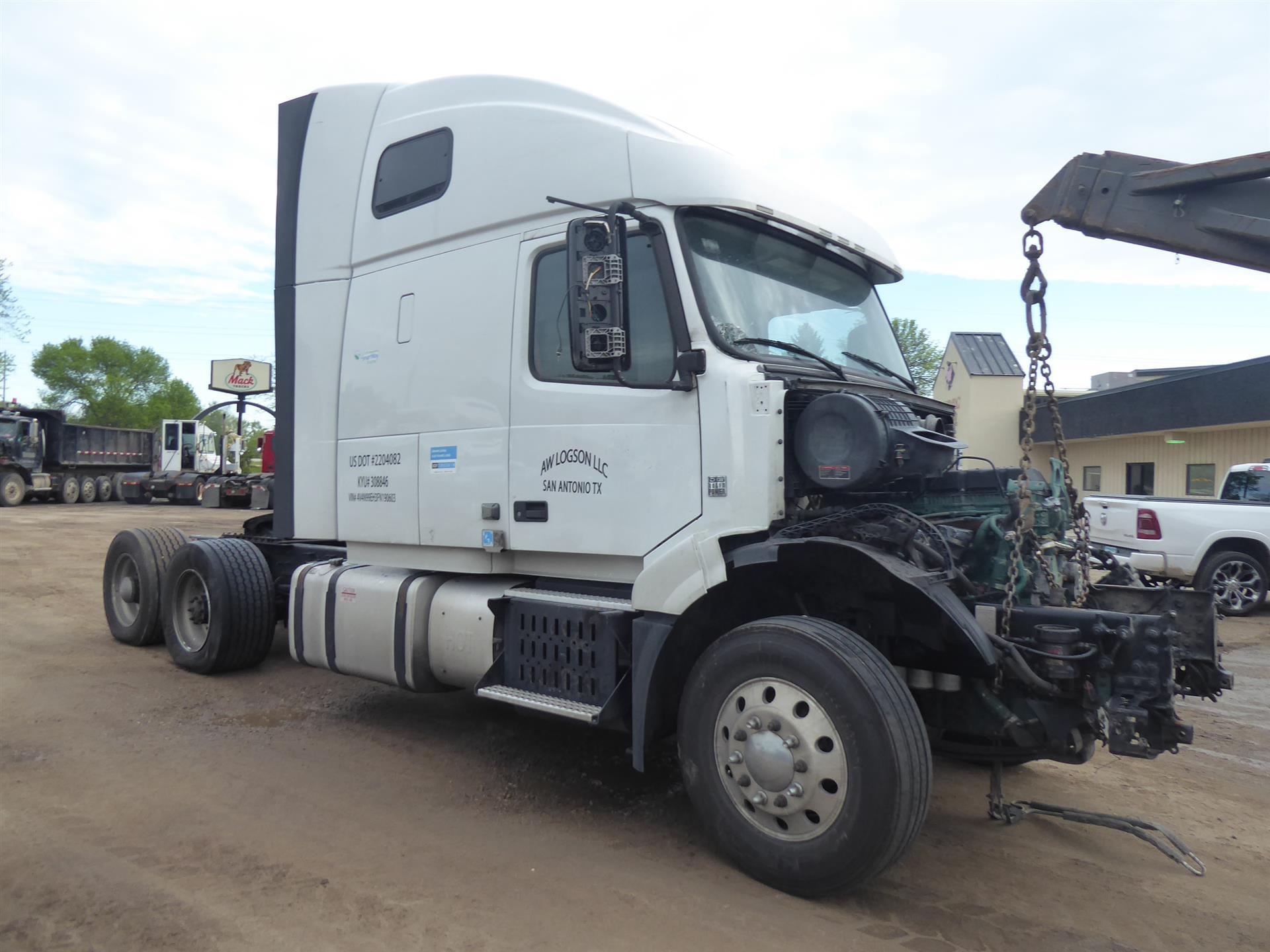 2015 Volvo VNL64 for sale-59226717