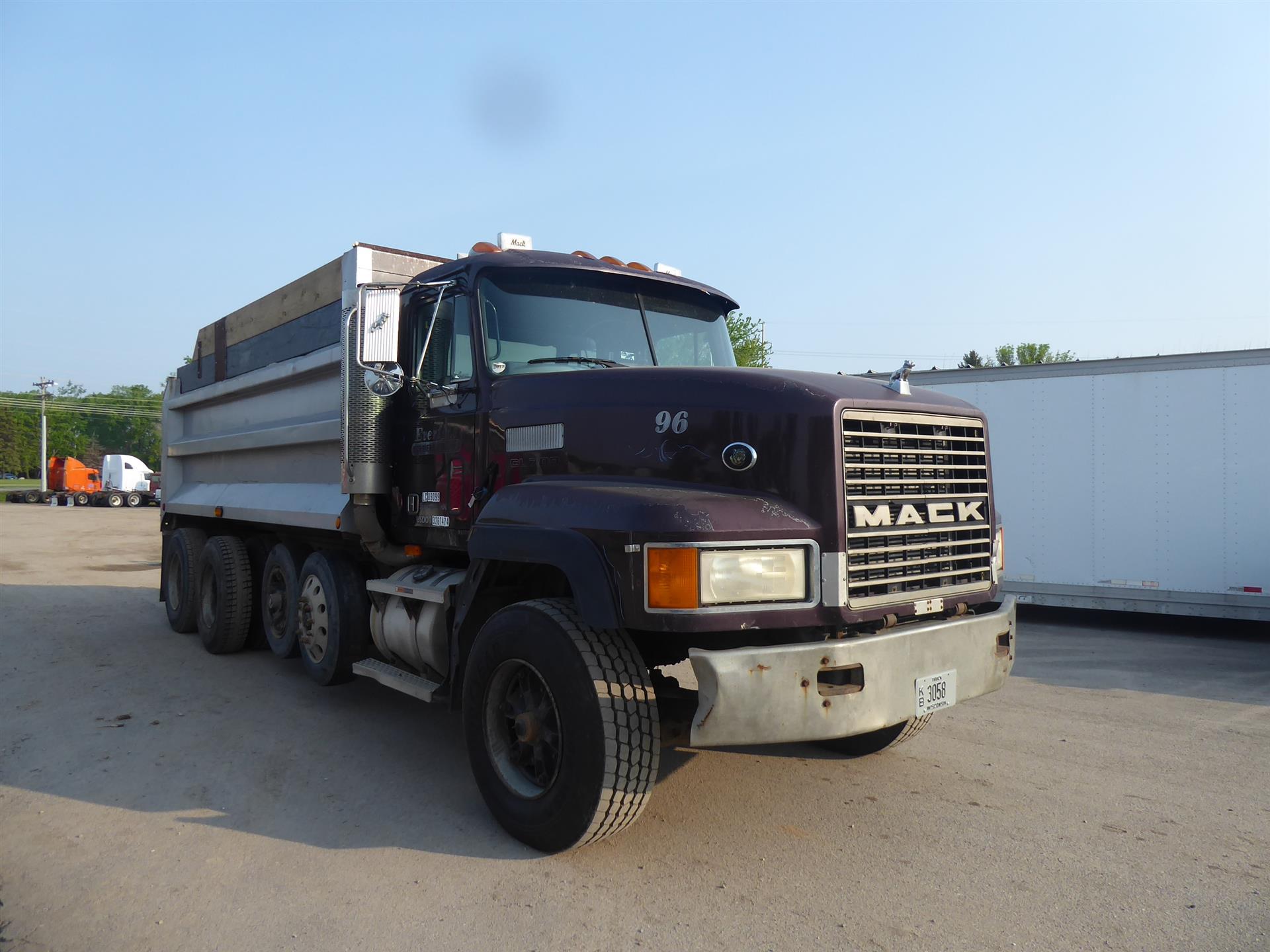 1993 Mack CL713 for sale-59227173