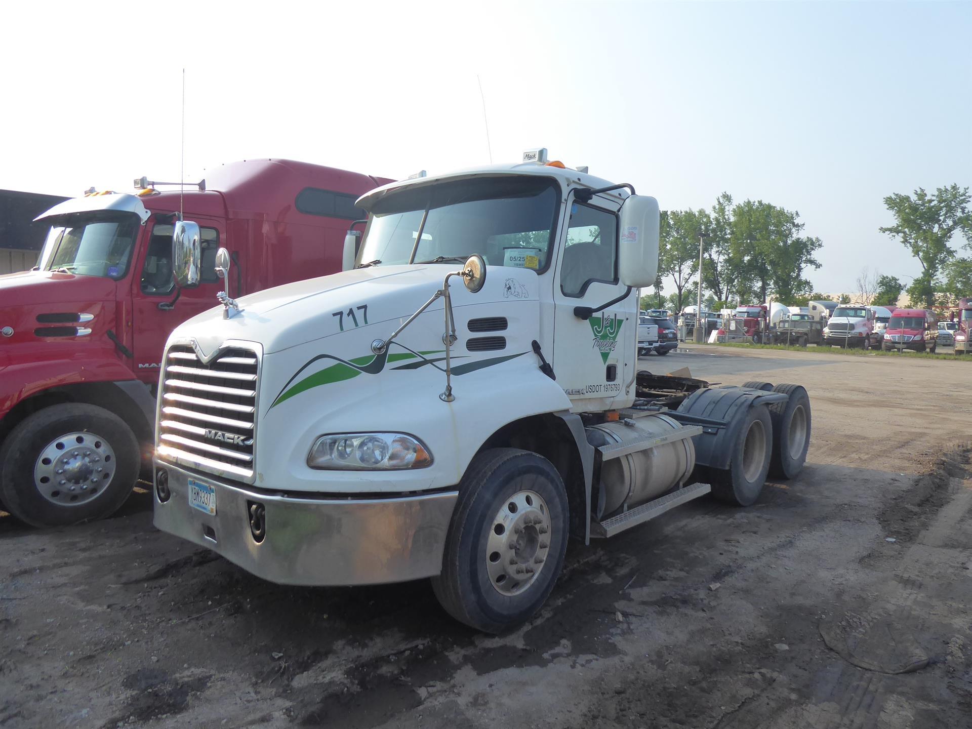 2007 Mack CXP613 for sale-59227174