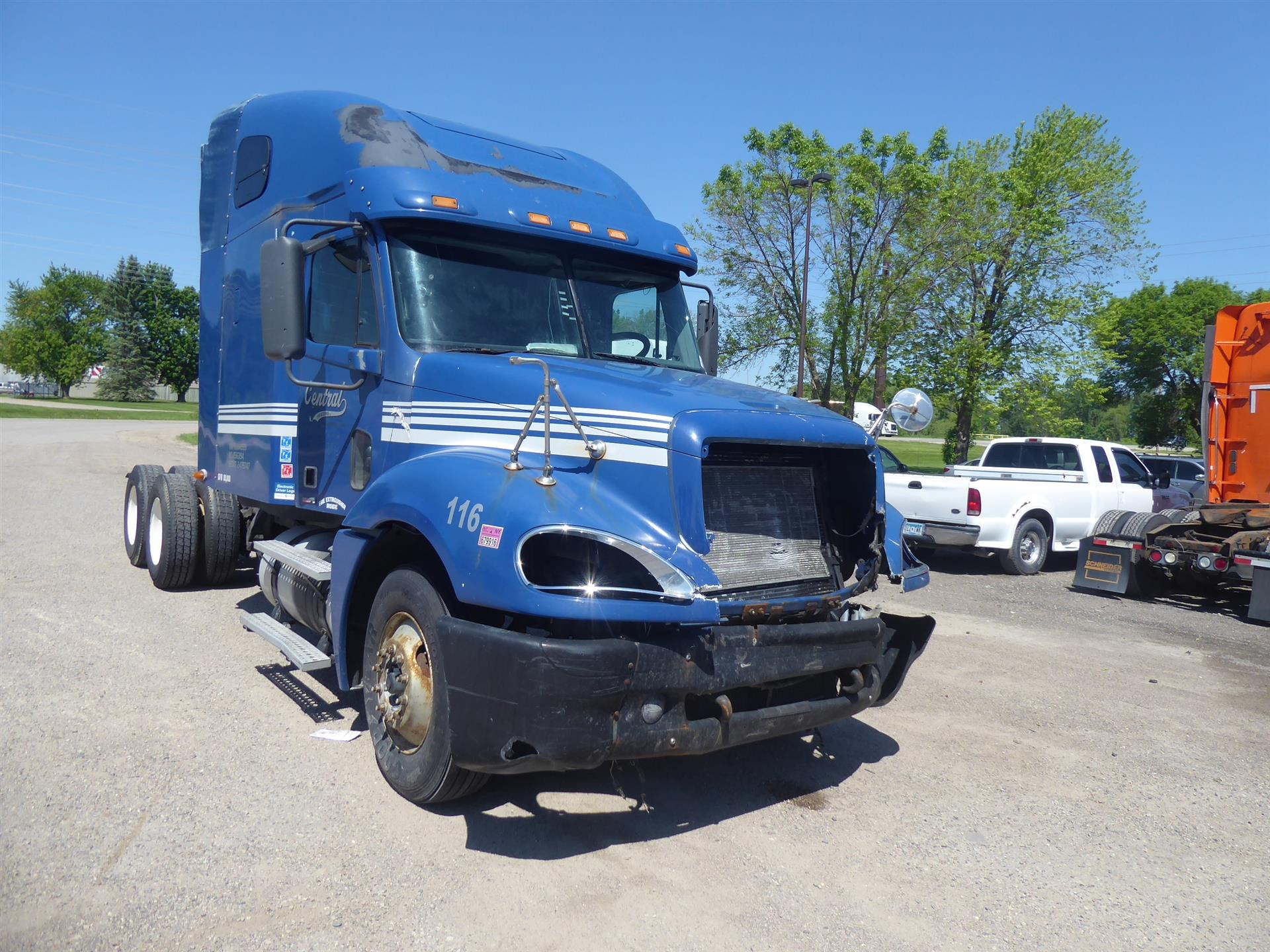 2007 Freightliner Columbia for sale-59233126