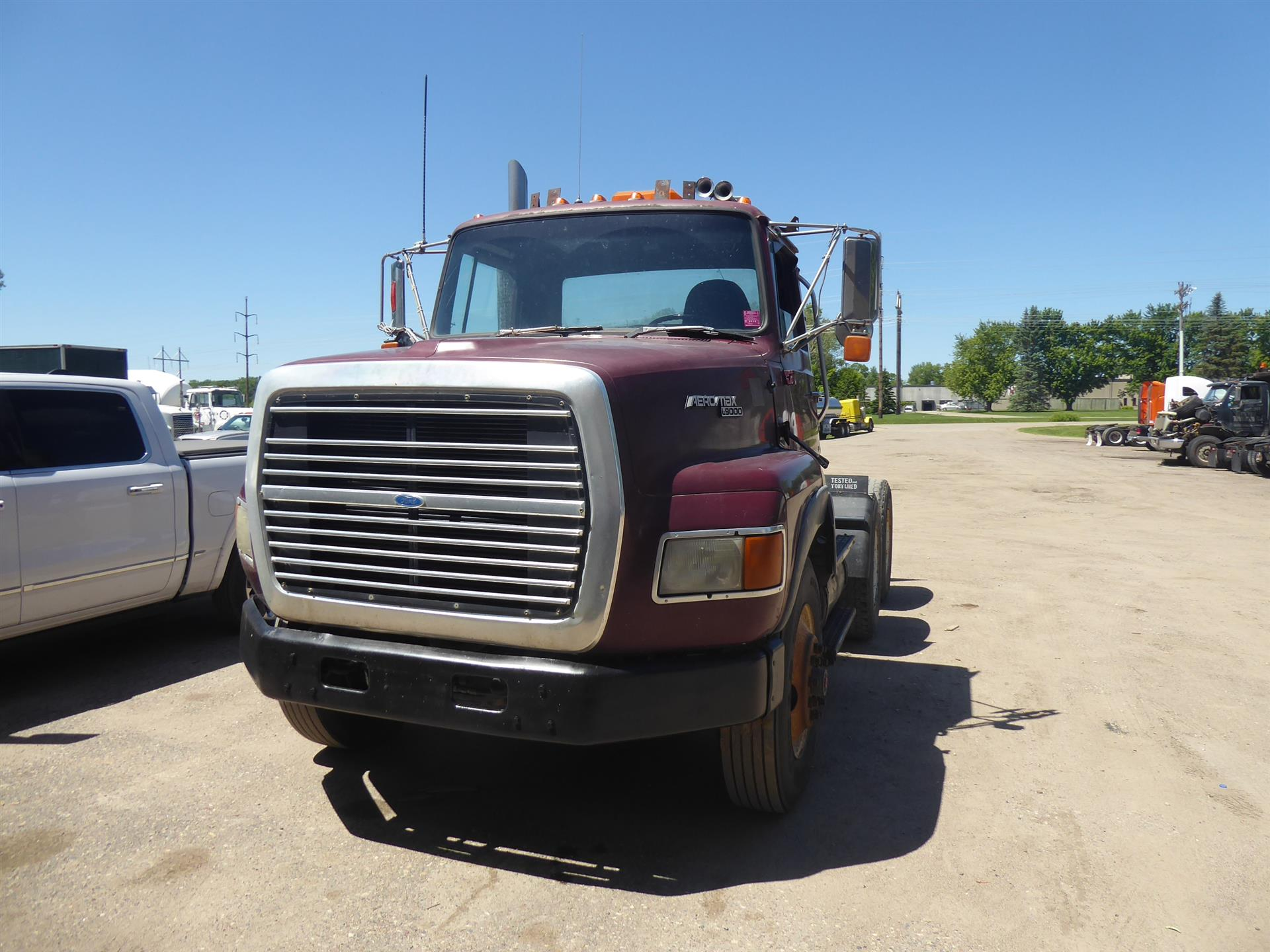 1990 Ford LTL9000 for sale-59234021