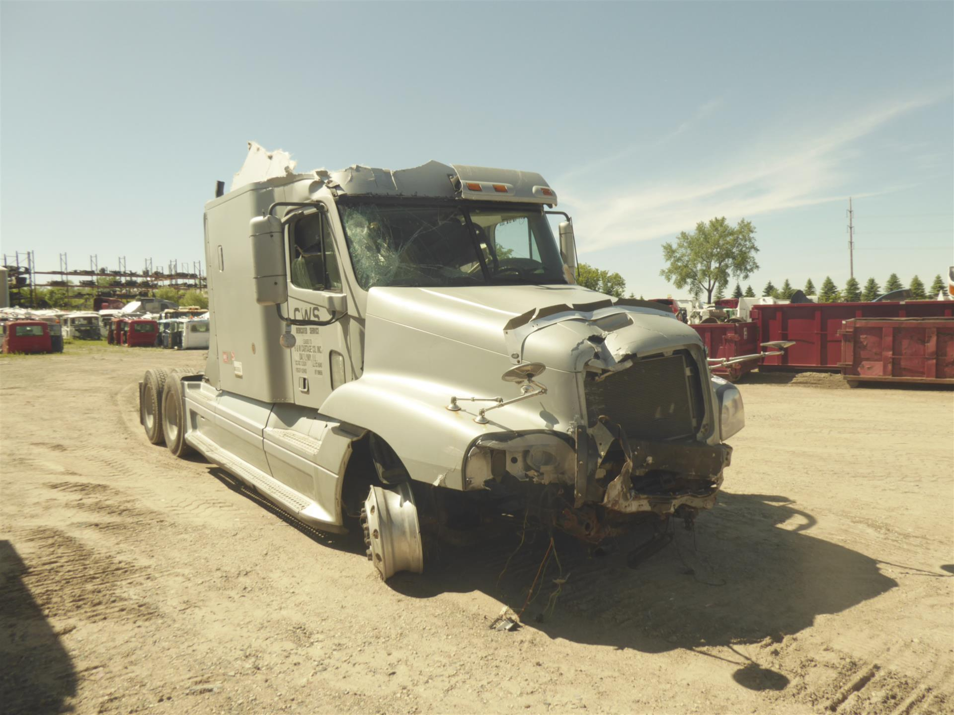2008 Freightliner Columbia for sale-59234036