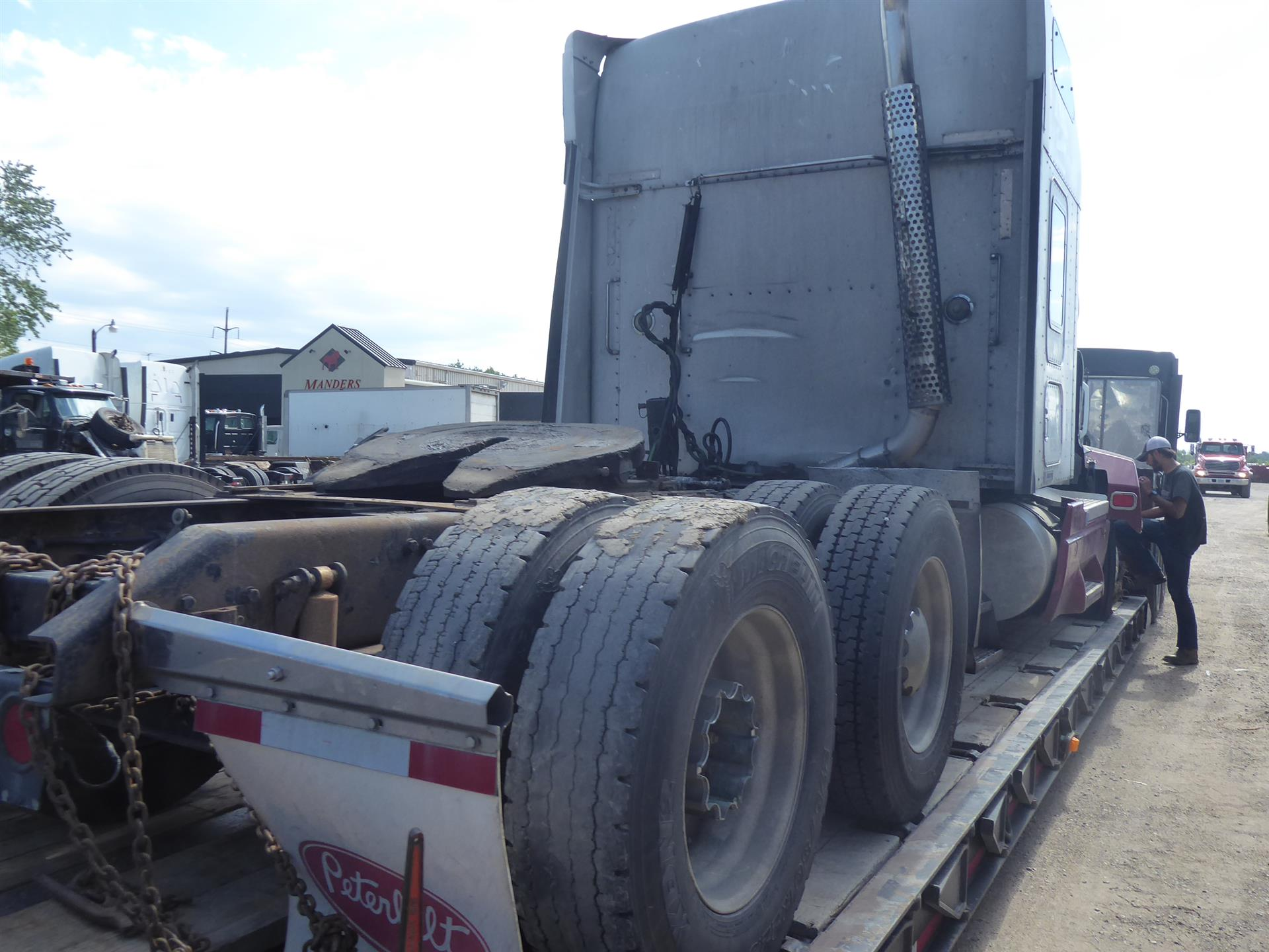2007 Kenworth T600 for sale-59234108