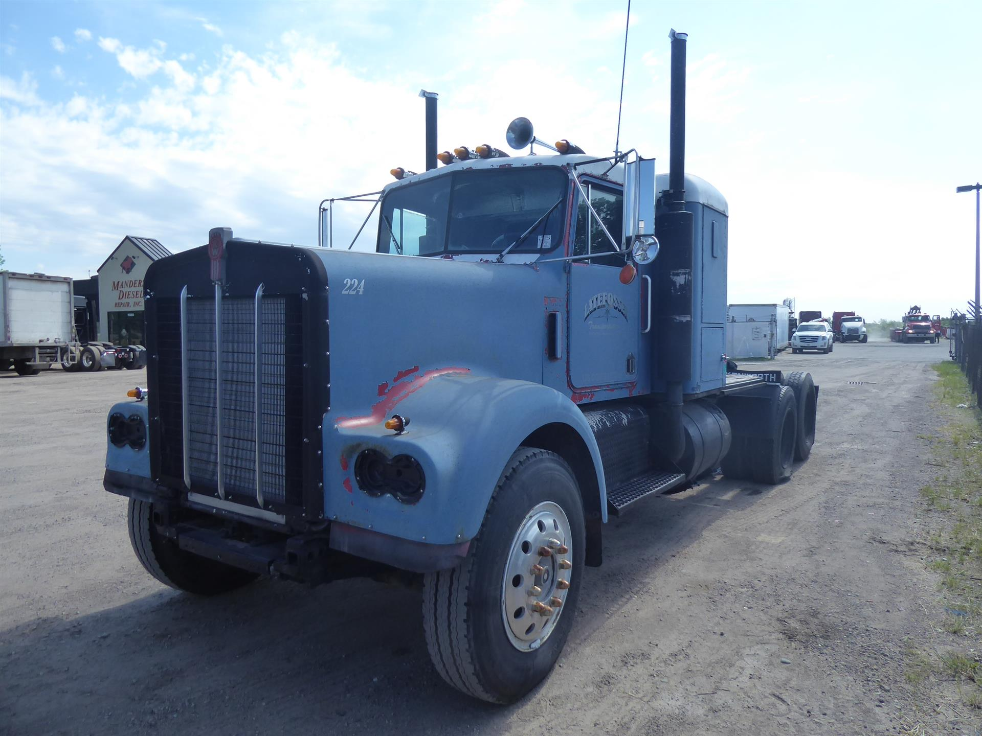 1974 Kenworth w928 for sale-59239839