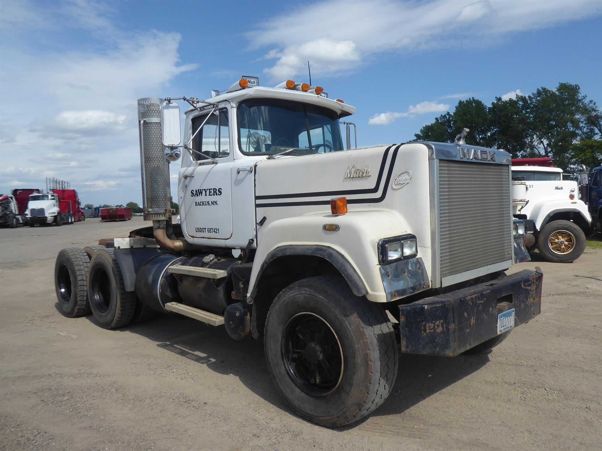 1989 Mack rw613 for sale-59246711