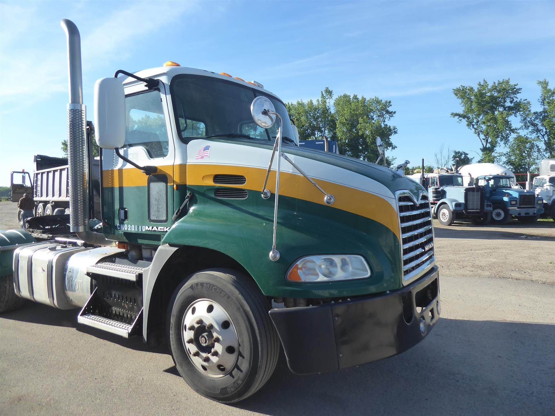 2012 Mack CXU613 for sale-59289508