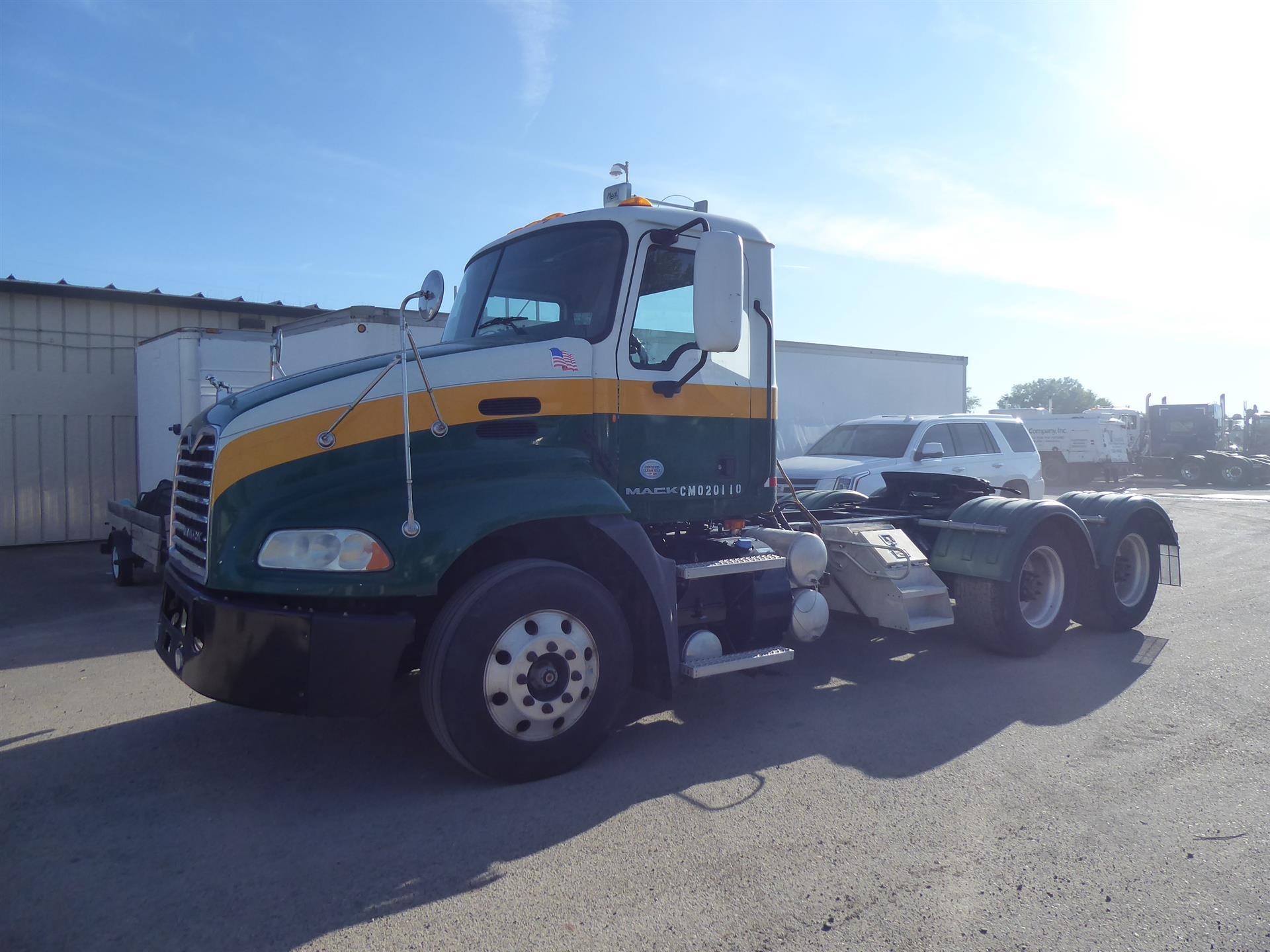 2012 Mack CXU613 for sale-59239851