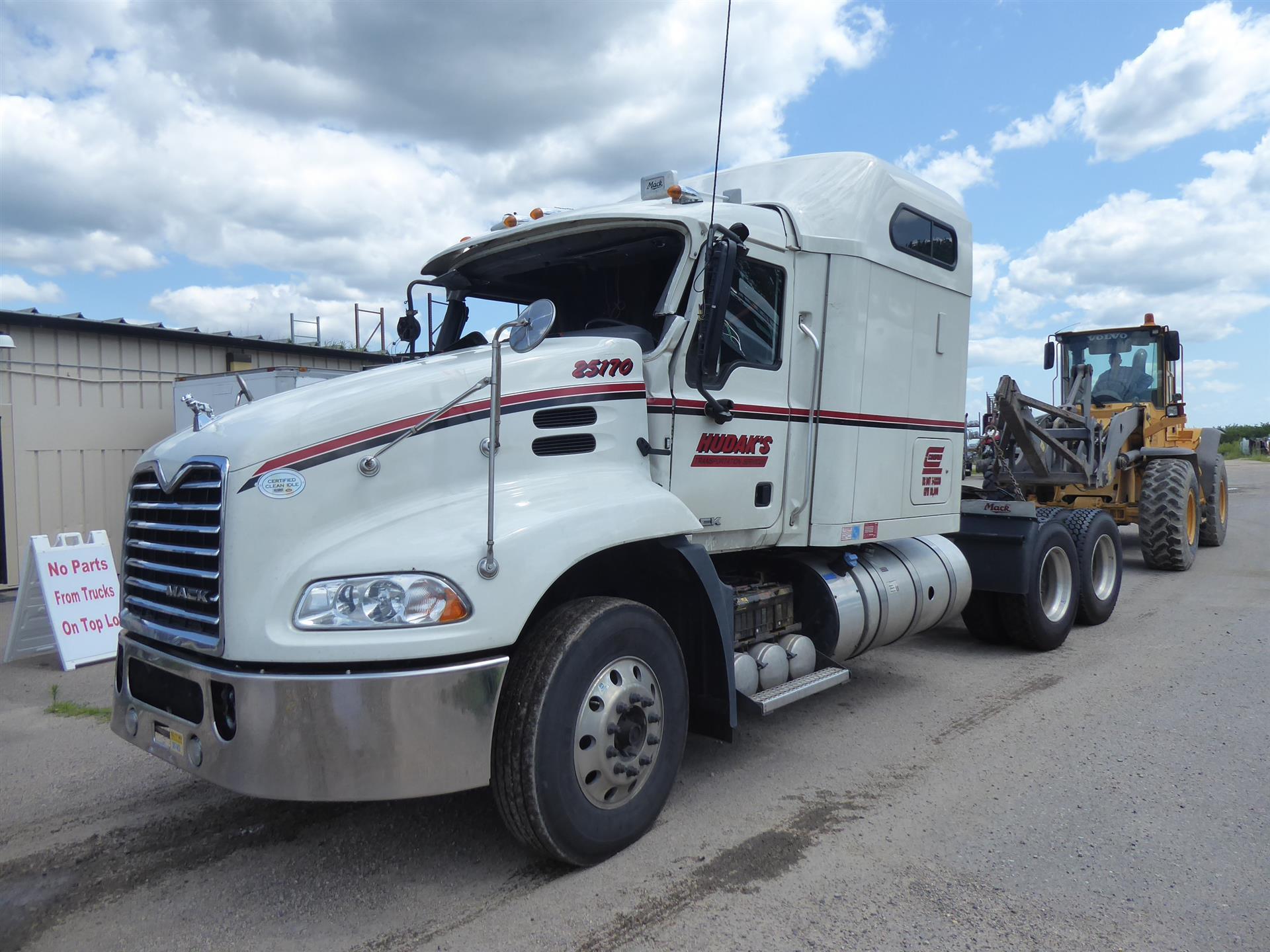 2015 Mack CXU613 for sale-59258073