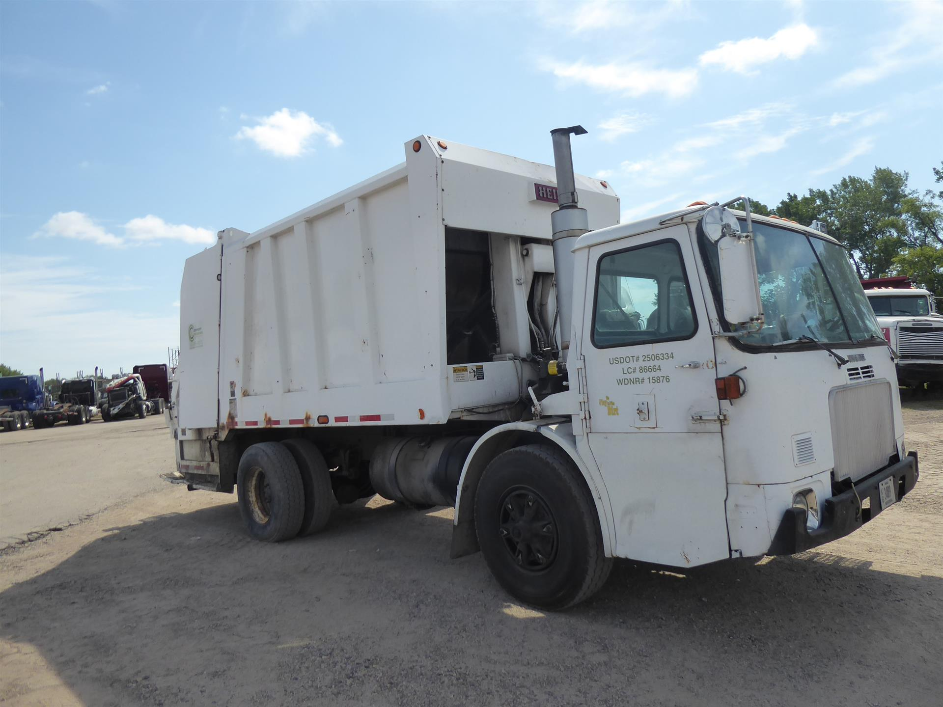 1995 White-GMC WXLL for sale-59268786