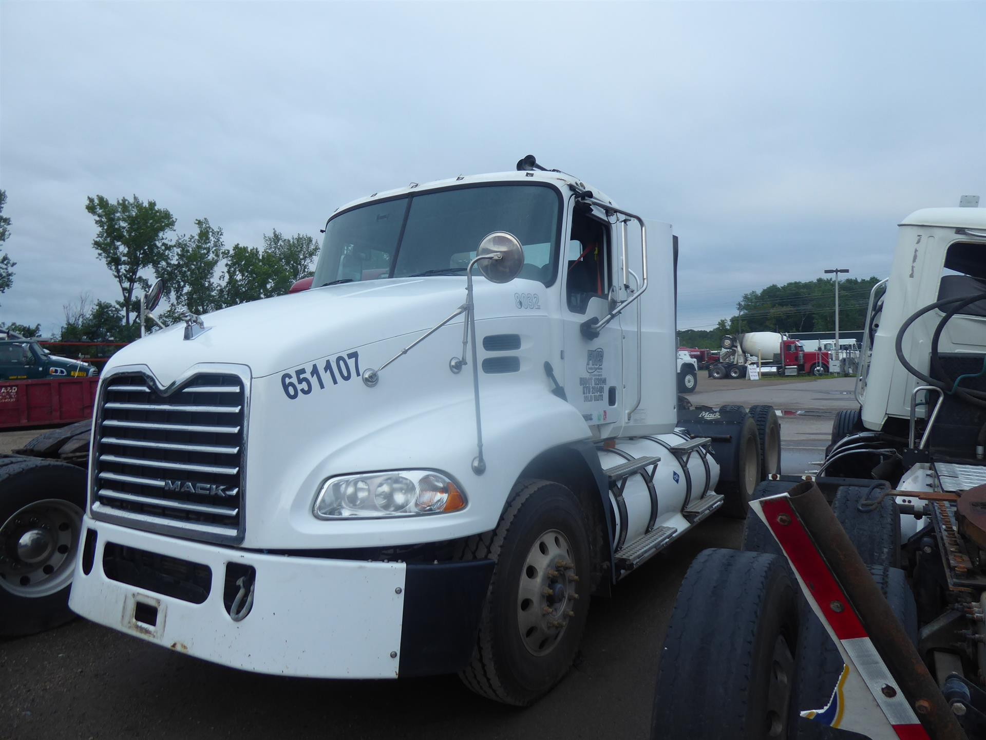 2015 Mack for sale-59283258
