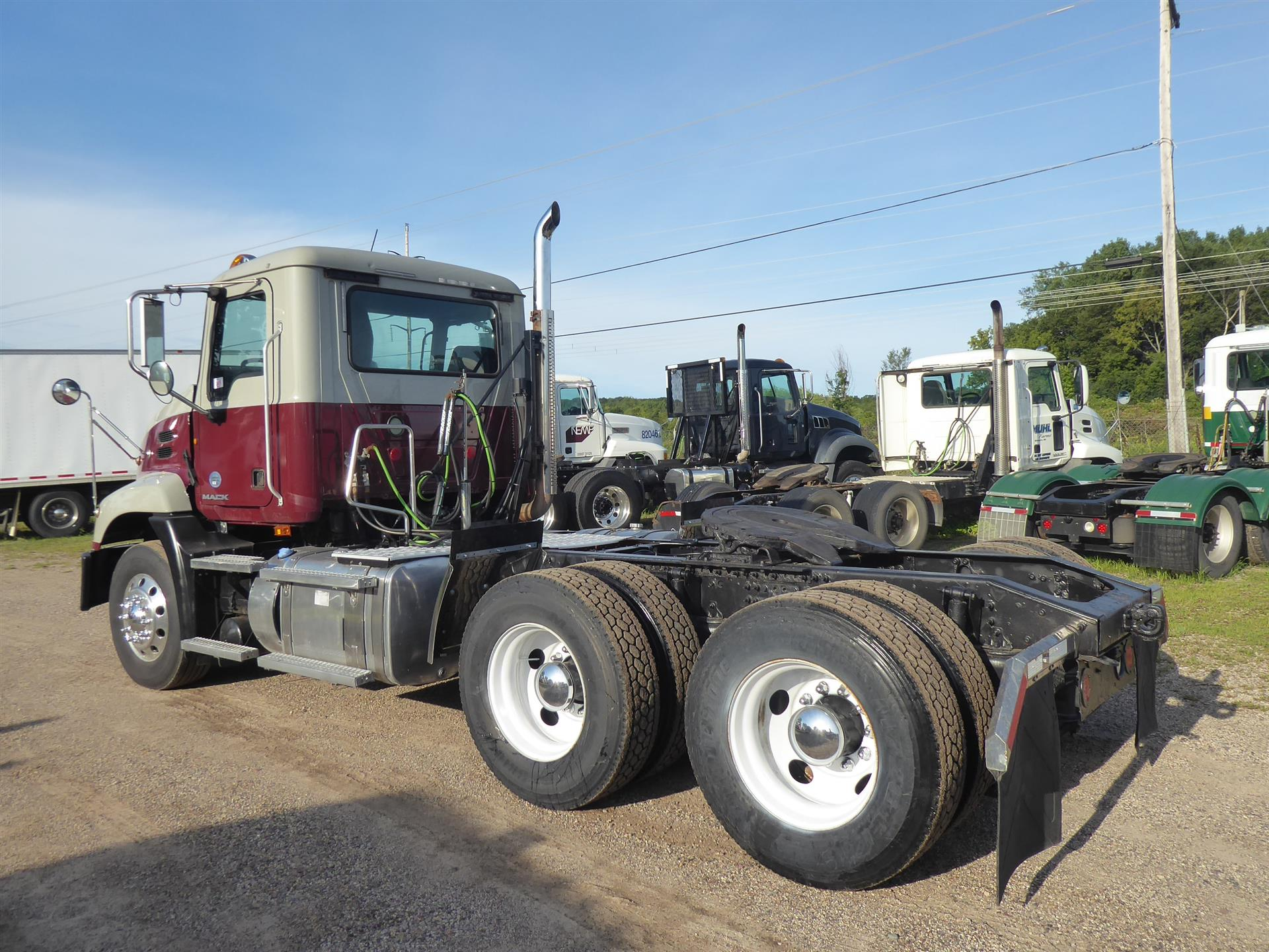 2014 Mack CXU613 for sale-59289310