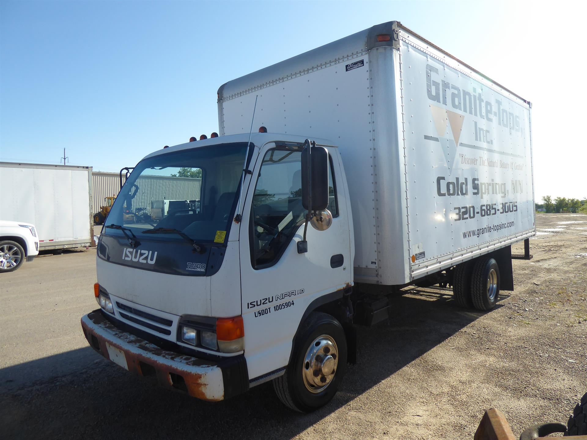 1999 Isuzu npr hd for sale-59290833