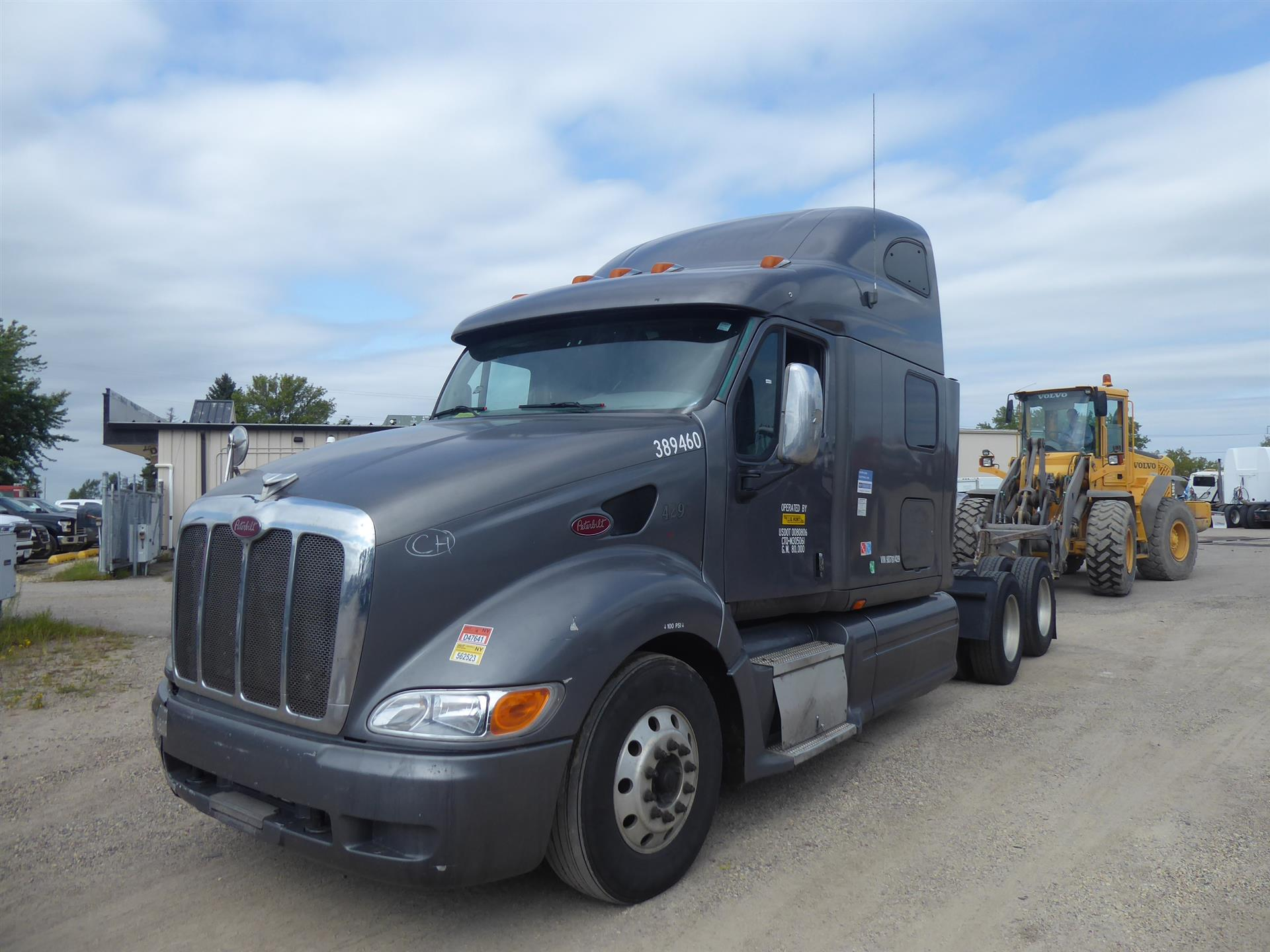 2009 Peterbilt 387 for sale-59291905