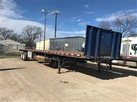 2008 Fontaine FLATBED