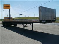 2011 Great Dane FLATBED