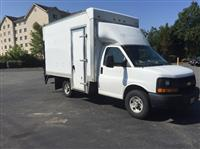 2013 Chevrolet SAVANA G3500
