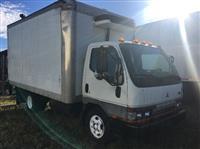 2003MitsubishiFE160