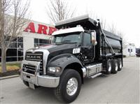 Used 2012 Mack GU713 for Sale
