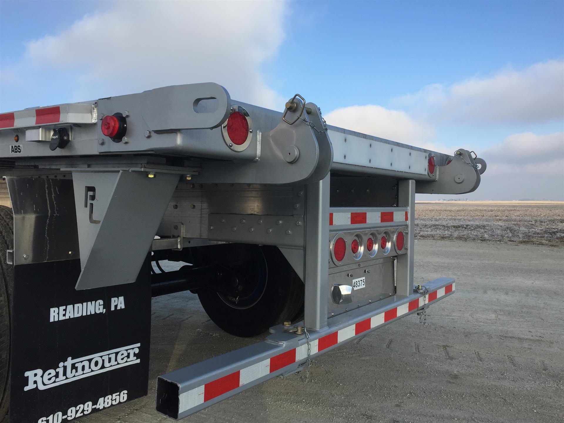 2019 Reitnouer Maxmiser w/Prowler Forklift Mo