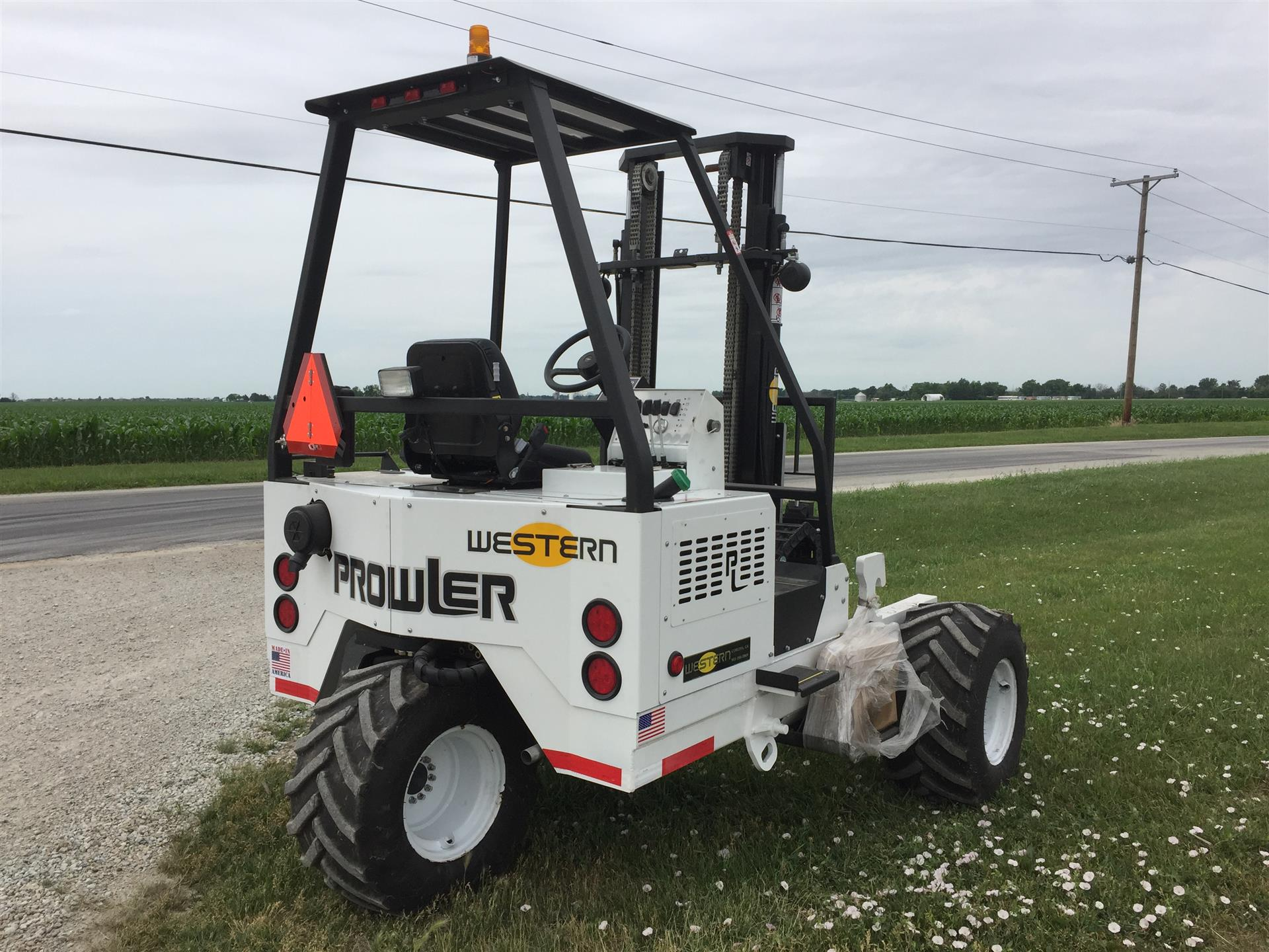 2018 Prowler P55