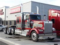"""2013 Kenworth W900L 72""""ACF"""