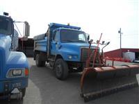 2010FreightlinerM2 Dump Truck