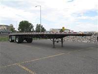 2002 Transcraft Combo Flatbed