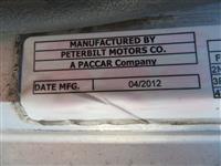 2013 Peterbilt 386