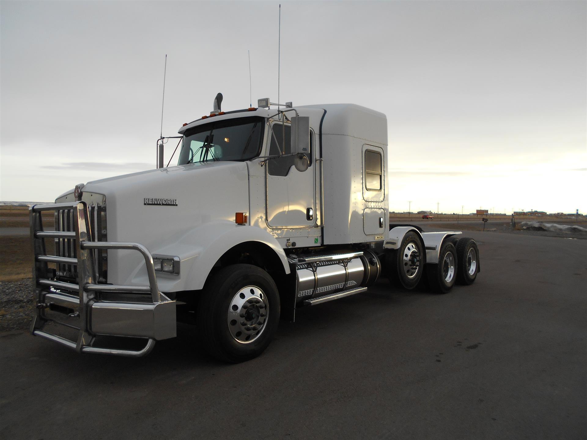 2011 Kenworth T800B
