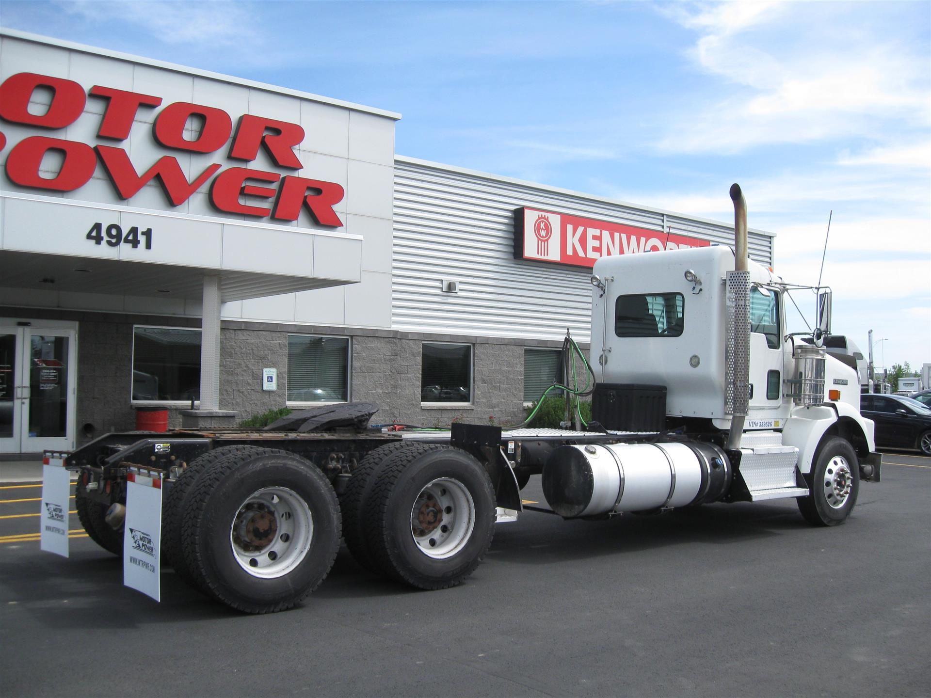 2013 Kenworth T800 -