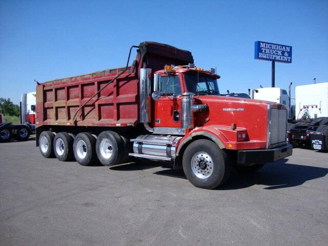 1993 Western Star 4964S Dump Truck