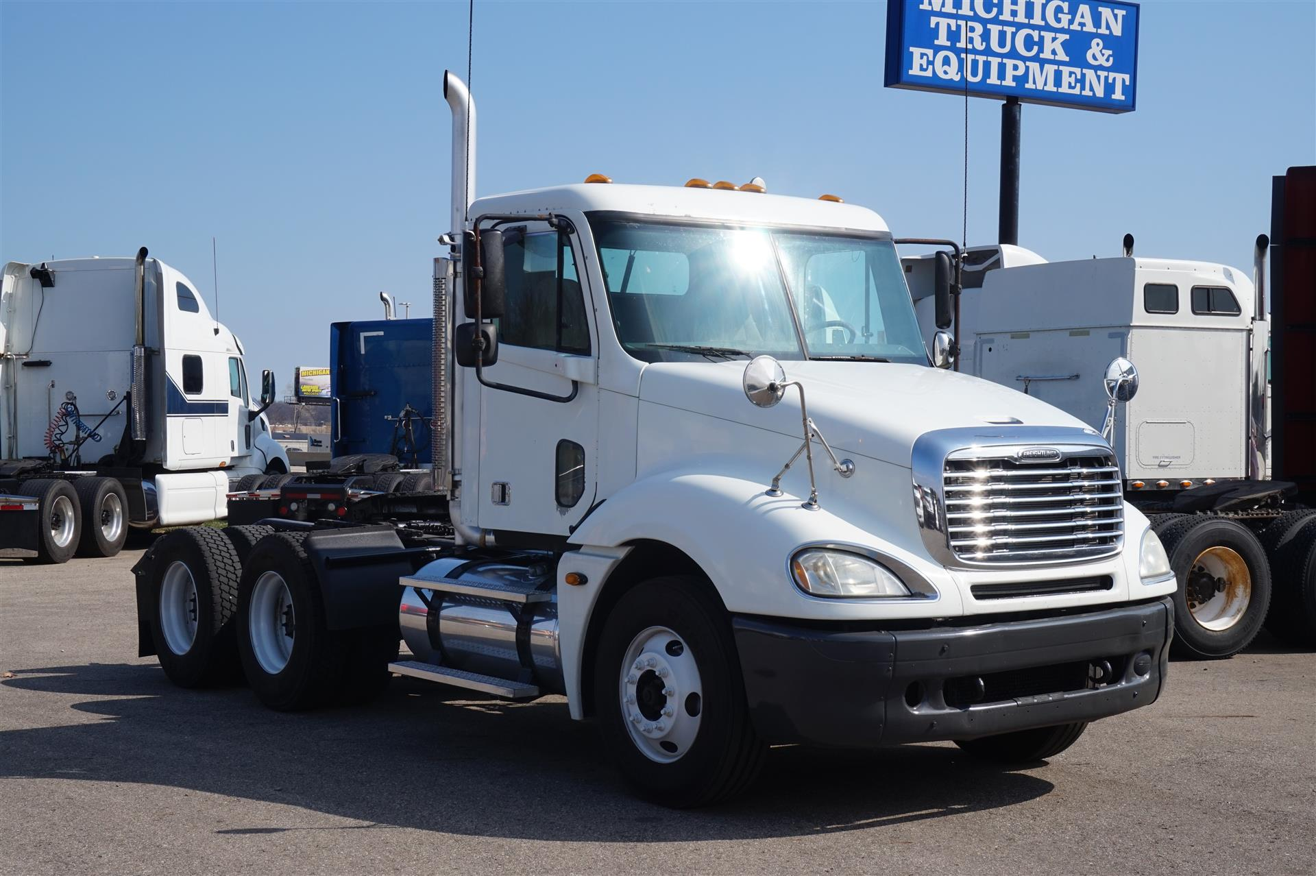 2006 Freightliner Columbia 28 Pictures About 2006