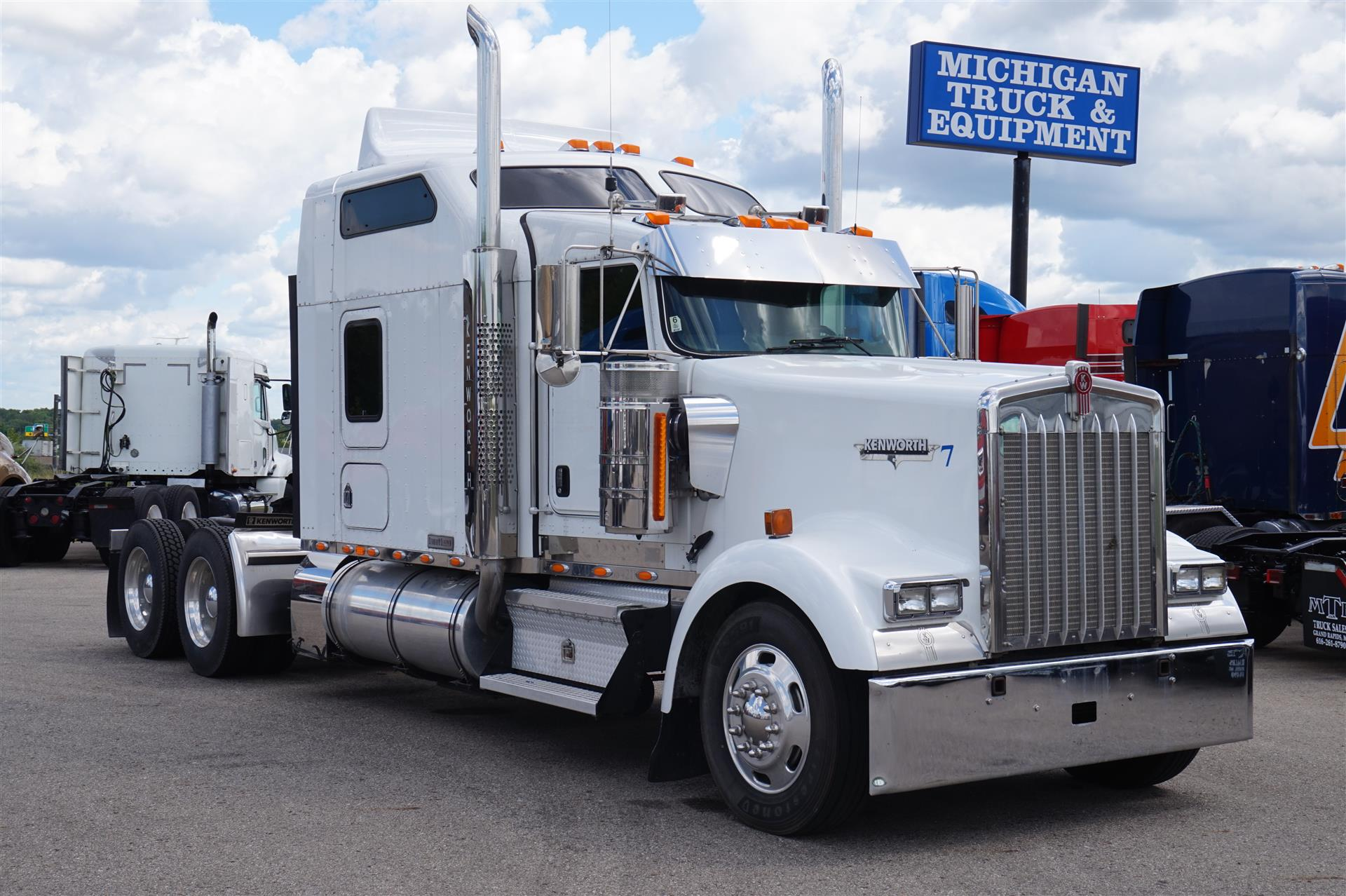 100 Used Kenworth W900 For Sale 1979 Kenworth W900a