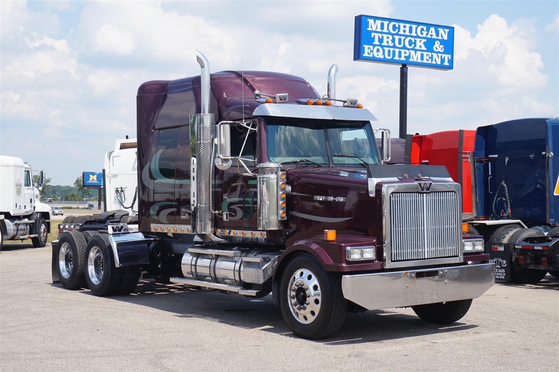 2005 Western Star 4964EX Sleeper