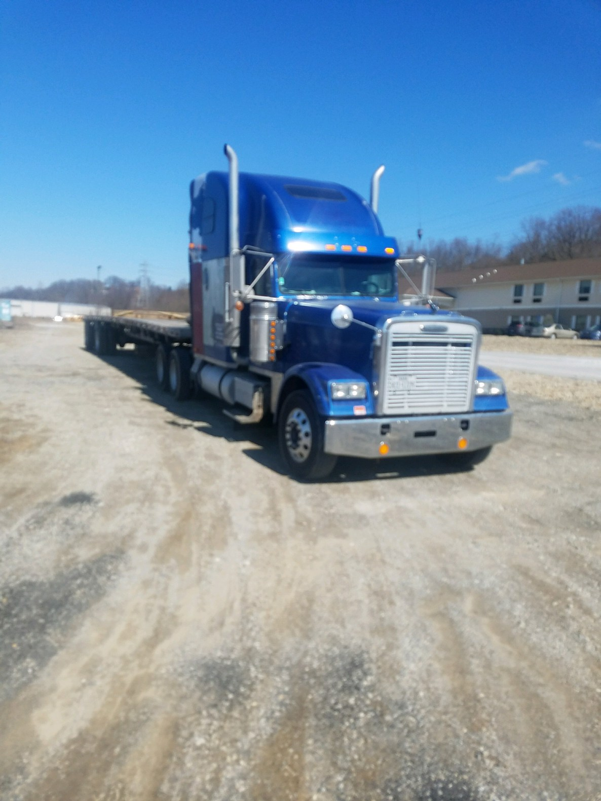 2007 Freightliner Classic Daycab