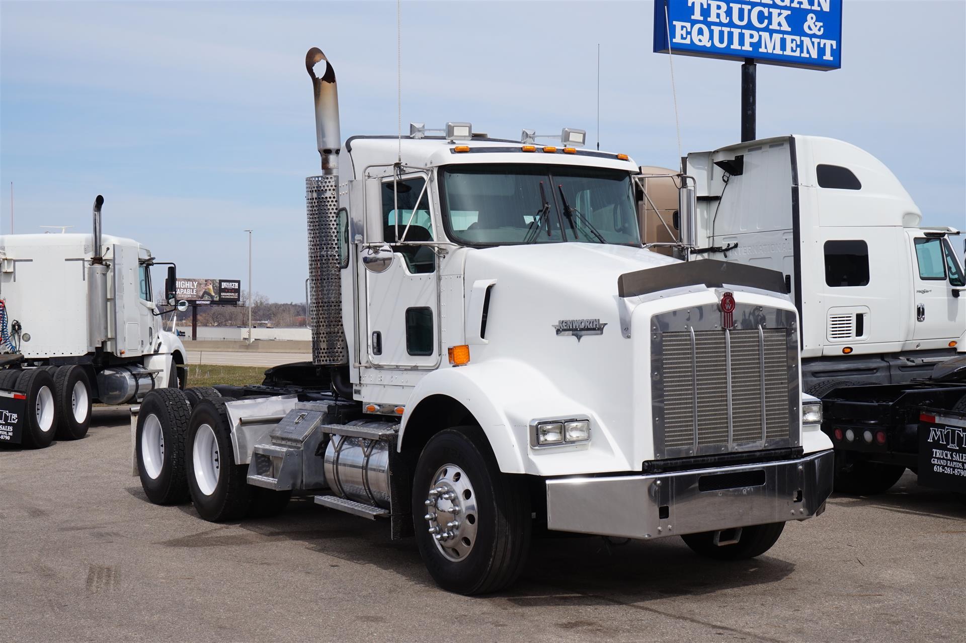 2009 Kenworth T800 Daycab