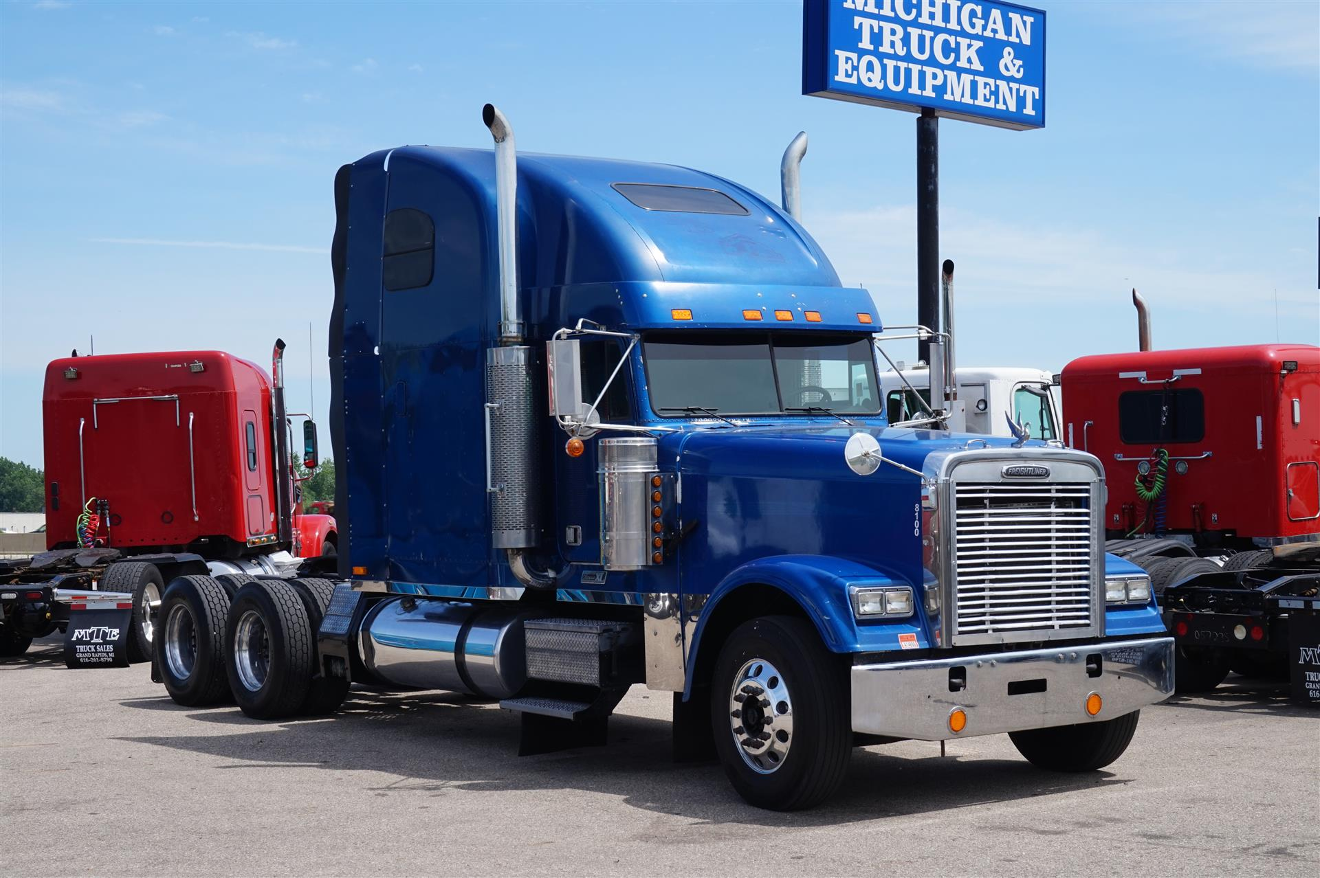 2007 Freightliner Classic DAYCAB 565789 Daycab