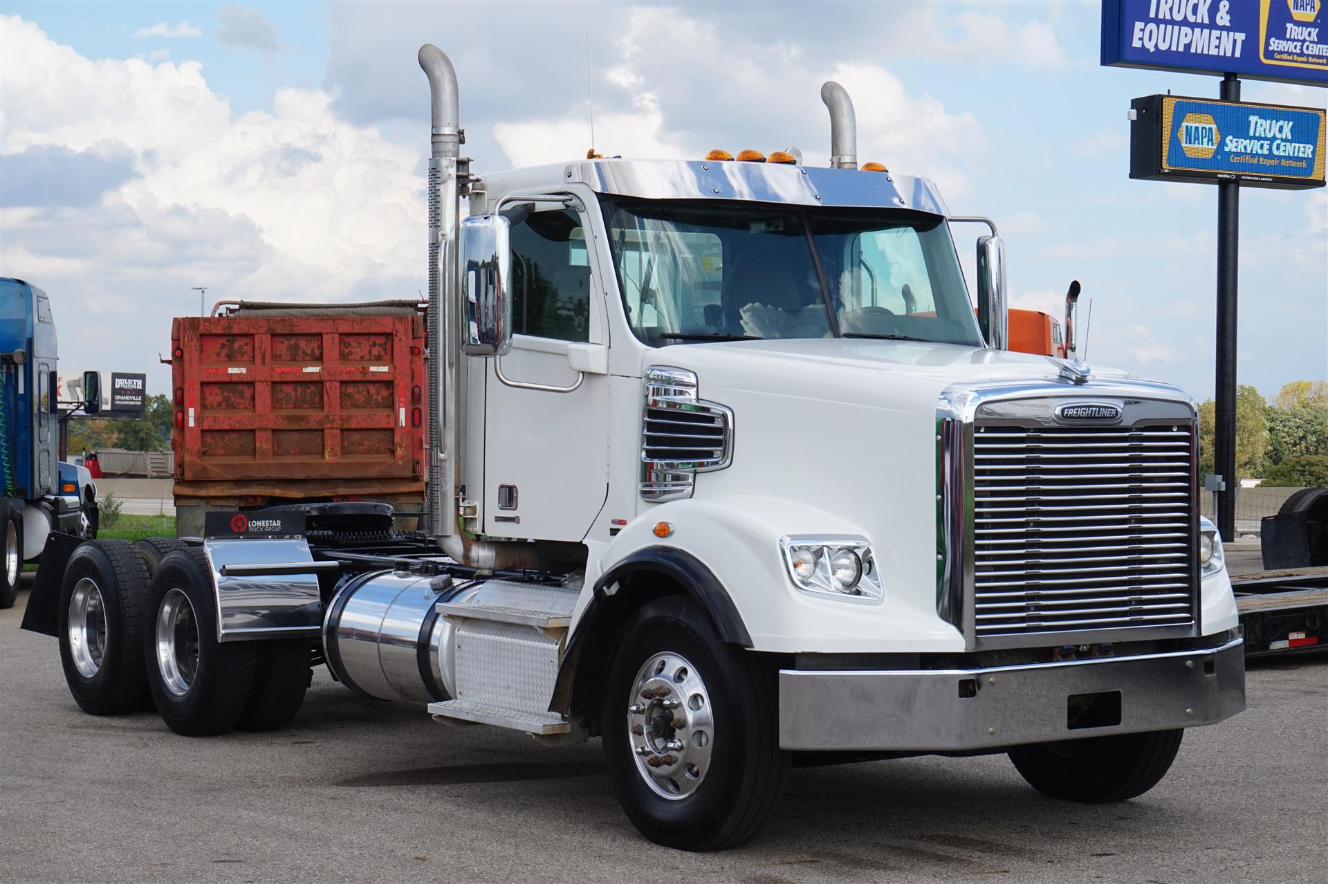 2012 Freightliner Coronado 122SD