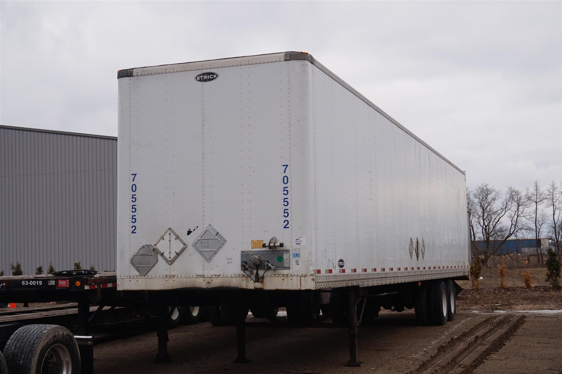 2006 Strick Dry Van